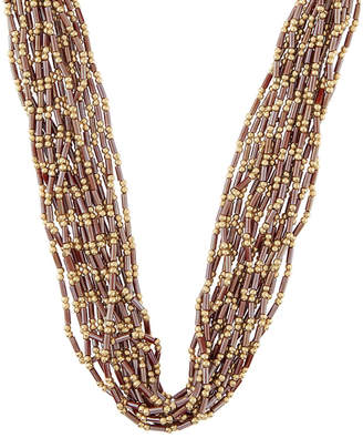 Accessorize Beaded Layer Necklace