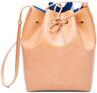 Mansur Gavriel Cammello Bucket Bag - Royal