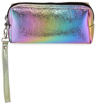 Bari Lynn Galaxy Iridescent Pencil Case