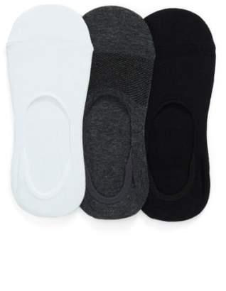 Nordstrom 3-Pack Liner Socks