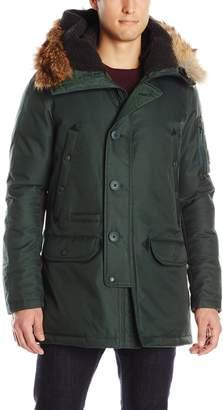 Spiewak Men's Waterproof N3-B Snorkel Parka with Fur Trimmed Hood