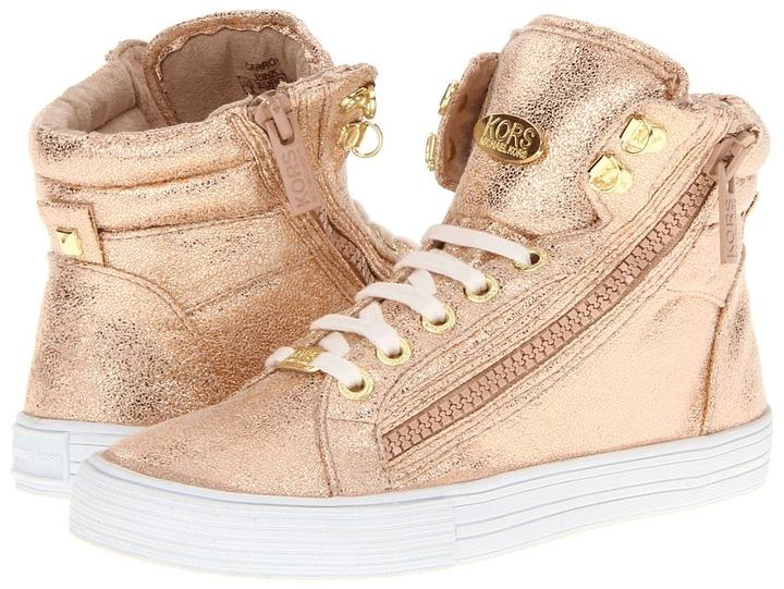 KORS Carrot (Little Kid/Big Kid) (Gold) - Footwear
