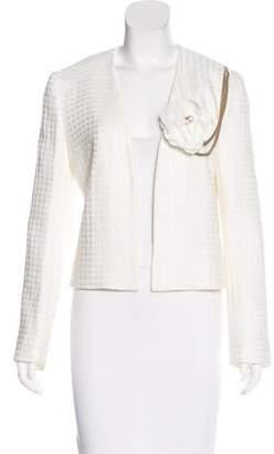 Lanvin Embellished Tweed Jacket w/ Tags