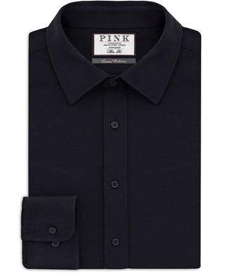 Thomas Pink Mark Plain Dress Shirt - Bloomingdale's Regular Fit $195 thestylecure.com
