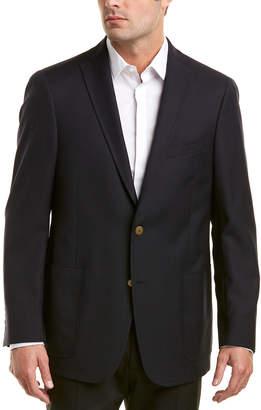 Bills Khakis Wool & Silk-Blend Blazer