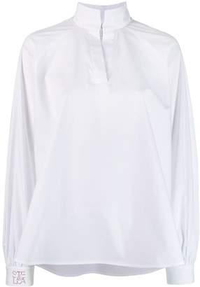 Stella Jean flared blouse