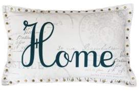 Marlo Lorenz Thro By Harvest Home French Postcard Pillow