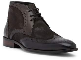 Morgan Vintage Foundry Lace-Up Chukka Boot