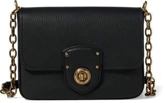 Ralph Lauren Pebbled Leather Crossbody Bag