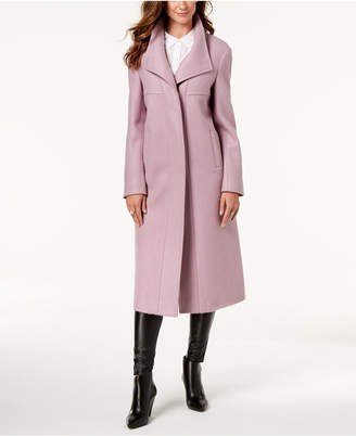 Jones New York Wing-Collar Coat