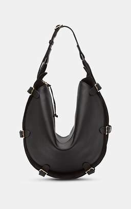Altuzarra Women's Play Small Leather & Suede Hobo Bag - Black