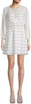 Ali & Jay Women's Maybe A Mojito Striped Dress