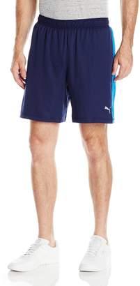 Puma Men's PE_running_7-Inch Shorts, Peacoat/Electric Blue, S