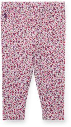 Ralph Lauren Kids Floral Jersey Legging