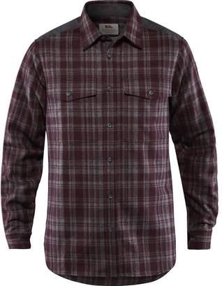 Fjallraven Ovik Re-Wool Long-Sleeve Shirt - Men's