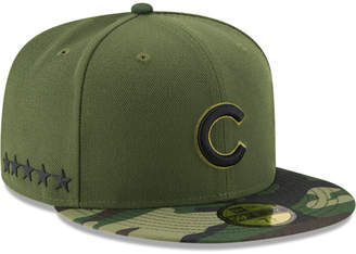 New Era Chicago Cubs Memorial Day 59FIFTY Cap