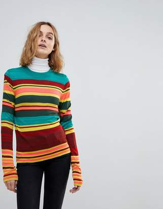 Free People Show Off Your Stripes Jumper