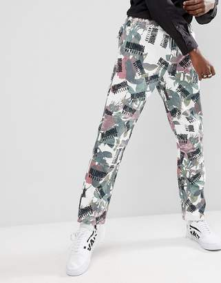 Billionaire Boys Club PANTS In All Over Floral Print