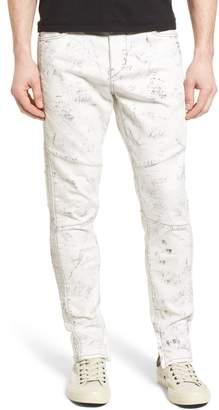 True Religion Brand Jeans Racer Skinny Fit Jeans