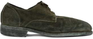 Guidi lace-up derby shoes