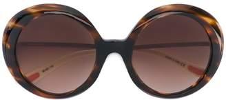 Christian Roth Eyewear oversized sunglasses