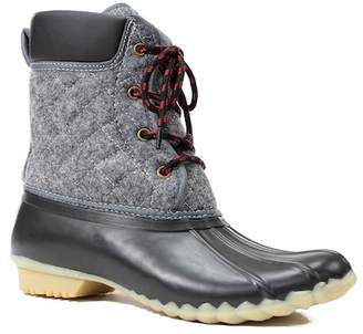 Western Chief Quilted Four-Eye Duck Boot