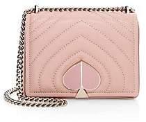 Kate Spade Women's Small Amelia Leather Flap Shoulder Bag