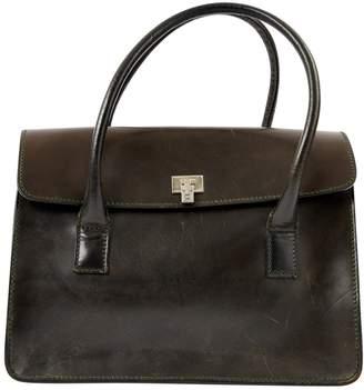 Lambertson Truex Leather handbag