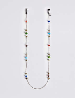 Marks and Spencer Multi-Bead Glasses Chain
