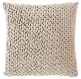 Nourison Velvet Accent Pillow