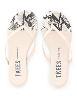 TKEES French Tip Sandals