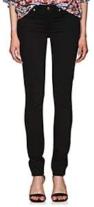 Helmut Lang WOMEN'S SKINNY JEANS-BLACK SIZE 25