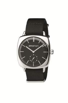 Briston Clubmaster Vintage Steel Watch