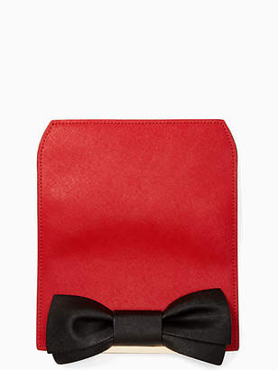 Kate Spade Make it mine bow flap