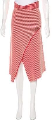 Jonathan Saunders Serle Asymmetrical Skirt