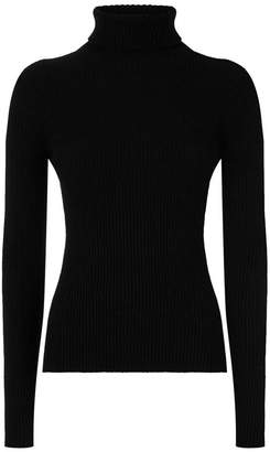 3.1 Phillip Lim Ribbed Roll Neck Sweater