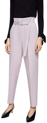 MANGO Pale Pink 'Manuli' Trousers