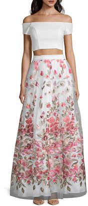 2282b0addccf Trixxi Short Sleeve Dress Set-Juniors