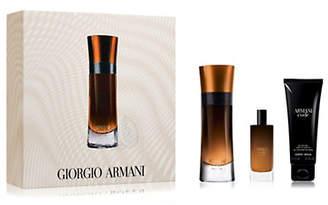 Giorgio Armani Three-Piece Code Profumo Eau de Parfum Father's Day Set
