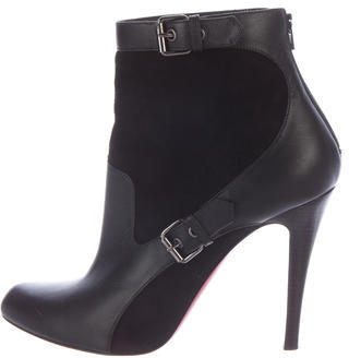 Christian Louboutin Christian Louboutin Canassone 100 Ankle Boots