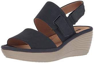 Clarks Women's Reedly Breen Wedge Sandal