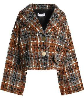 Sonia Rykiel Bouclé-Tweed Jacket