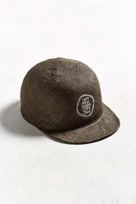 Sublime Straw NYC Baseball Hat $200 thestylecure.com