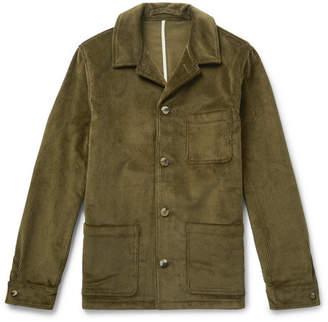 De Bonne Facture Cotton-Corduroy Jacket