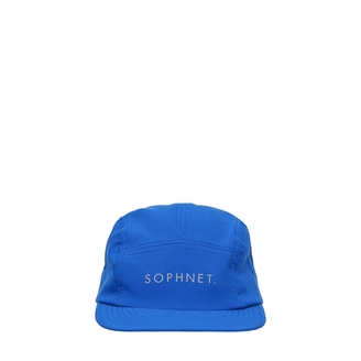 Sophnet. - 5 panel reflect logo cap