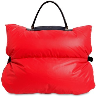 Valextra Reversible Small Nylon Down Bag Cover
