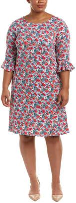 Leota Plus Shift Dress