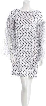 Thomas Wylde Silk Dress