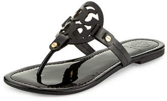 1d7975fa7 Tory Burch Black Leather Lined Women s Sandals - ShopStyle