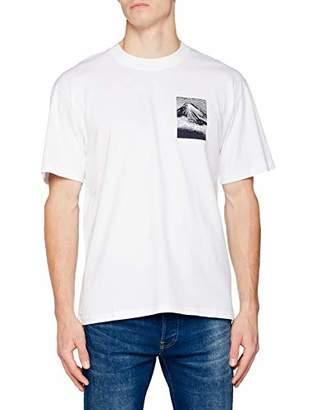 Edwin Men's from Mt Fuji Ts T-Shirt